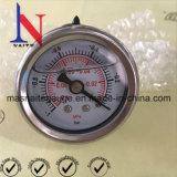 工場水ポンプのグリセリンの背部接続の真空の圧力計
