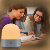 Luz nocturna táctil LED USB lámpara inteligente funcional