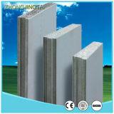 Construção de fibra de cimento do tipo sanduíche de EPS isolados com painéis de parede