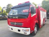 De Vrachtwagen van de Brandbestrijding van de Tank van het Water van Dongfeng 4X2 5ton Voor Verkoop