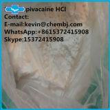 Lokaal HCl van Levobupivacaine van de Drugs van het Verdovingsmiddel Ruw Poeder CAS 27262-48-2