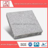Granit insonorisées isolation thermique des panneaux en aluminium de placage de pierre Honeycomb pour salle de bains/ Flooring