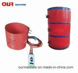 シリコーンゴム物質的なオイルドラムヒーター
