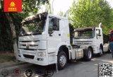 Sinotruk HOWO 4*2 트랙터 헤드 336HP 371HP 트랙터 트럭