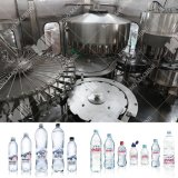 全ラインのための自動飲料水びん詰めにする機械
