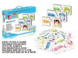 El aprendizaje de los niños Jigsaw Puzzle de papel (60pzs)