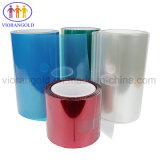型抜きの企業のためのアクリルまたはシリコーンの接着剤が付いている25um/36um/50um/75um/100um/125umの透過か赤いペット保護フィルム