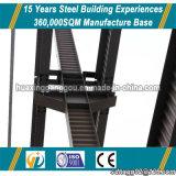 ヨーロッパの鋼鉄プレハブの高層金属フレームを使用して