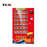 Tcn juguetes regalo Caja de la suerte de Máquina Expendedora de Taquilla en China
