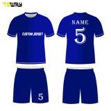 Comercio al por mayor Camiseta de fútbol normal en blanco personalizados