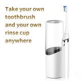 Mejor sónico recargable Electric Aiwejay viaje cepillos de dientes en adultos la esterilización UV