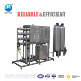 20000L/H Système de purification de l'eau de rivière