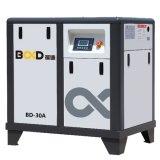 verweisen industrielle rotierende 30HP~550HP/22~400kw gefahrenen Schrauben-Luftverdichter (BD-30A~BD-550A)