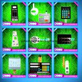 Rubber Toetsenbord voor de Speler van het Spel met Kleurrijke Tastbare Sleutels