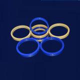 ハイエンド衣服の装飾は処理し難いジルコニア陶磁器ボタンのリングを分ける