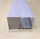 Z-3545 suspende el Canal de la extrusión de perfiles de aluminio LED