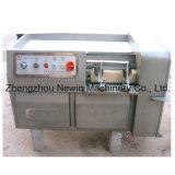 600-800кг/ч нержавеющая сталь высокой эффективности автоматической замороженные мясо Dicer машины