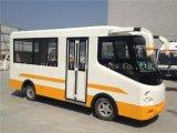 Homologação CE de volante à esquerda ou direita mini-autocarro eléctrico