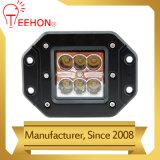 Factory 1680LM 18W luz de conducción de LED