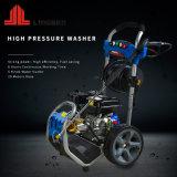 5,5 pk Elektrische benzinemotor hogedruk-waterstraalwagen Wasmachinereiniger