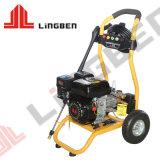 Wasserstrahlwaschmaschine-Treibstoff-Benzin-Motor-Reinigungsmittel-Hochdruck-Unterlegscheibe des auto-163cc