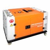 Verenigde Diesel van de Macht 10000W Elektrische Stille Geluiddichte Generators met Wielen