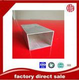 Aluminium-uitdrijving-voor-intern-deuren Poeder die Thermische Onderbreking met een laag bedekken die het Zilveren het Oppoetsen Gouden Oppoetsen anodiseren