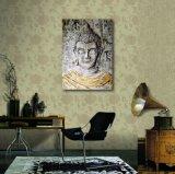 Pittura a olio del Buddha per la decorazione della parete