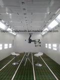 Cabina di spruzzo diesel della vernice di alta qualità, alloggiamento della vernice