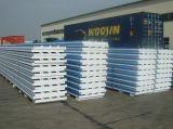 Los paneles de ignifugación del metal del emparedado del EPS para los edificios de la estructura de acero