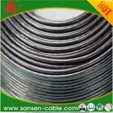 アルミニウムコアによって絶縁されるケーブルが付いている450/750V PVC