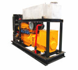 Googol Popular 50Hz 120kw Gas Generator Silent Enclosure