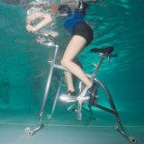 水ペダルのバイク