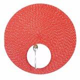 Presente 100% Placemat tecido PP do Natal para o Tabletop e a decoração
