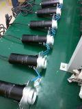 Gobo de interior del color de los lúmenes 10watt LED del proyector 1000 del Gobo solo