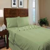 Lado macio sentimento dissipador programável de alta qualidade de forma luxuosa roupa de cama em microfibra