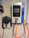 Электрическая зарядная станция корабля с экраном касания LCD