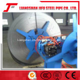 高周波によって溶接される炭素鋼の管製造所