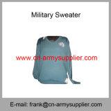 A polícia Sweater-Police Pullover-Military Sweater-Military Suéter Pullover-Army
