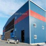 Pakhuis van de Structuur van het Staal van lage Kosten het Geprefabriceerde voor Verkoop