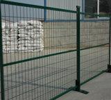 Загородка Канады безопасности высокого качества временно/загородка спортивной площадки/съемная загородка