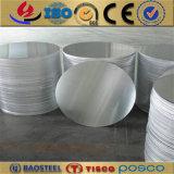 Vervaardiging 304 304L de Cirkel van het Roestvrij staal & Ronde Schijf voor het Stempelen