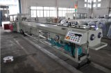 Ligne de production de PVC à double tube / Extrusion à double tubulure / Machine à double tubulure PVC / Ligne de production de tuyaux en PVC / Ligne de production de tuyaux en PEHD / Extrudeuse à tuyaux en PVC