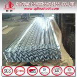Z100金属の鉄の亜鉛によって電流を通される鋼鉄波形シート