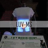 China New Design LED-shirt