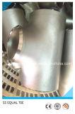 B16.9 Un403 PM321 Seamless conexiones del tubo de acero inoxidable t