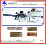 Swf590 pasta seca máquina de envasado retráctil automática