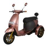 """""""trotinette"""" Handicapped funcional de 3 rodas de China para os adultos 500W"""
