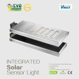 Lampe à LED 45W Panneau solaire IP44 Usage extérieur Lampe de jardin solaire (V-SL0345L)