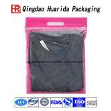 Полиэтиленовый пакет одежды изготовленный на заказ тавра упаковывая